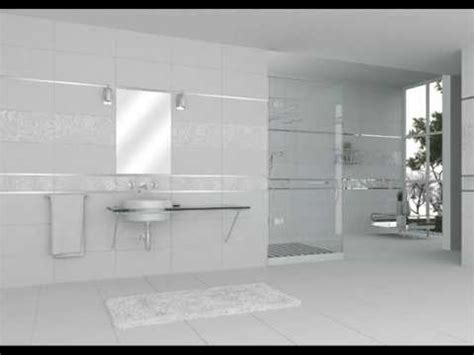 Large White Tiles For Bathroom by Large White Bathroom Tiles Ideas