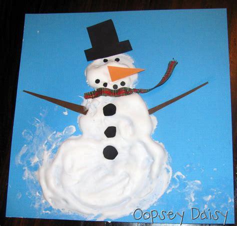 snowman craft projects snowman craft project mysuperfoods
