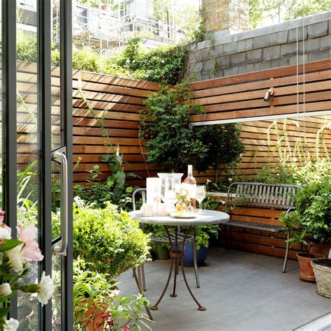 garden ideas for patio patio garden ideas for every space ideal home