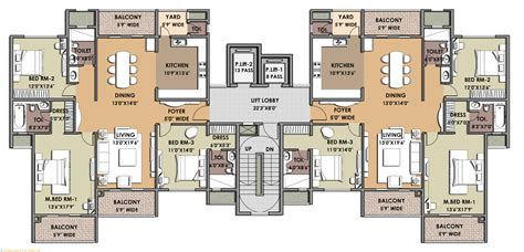 small luxury floor plans apartments architecture excellent 2 typical luxury