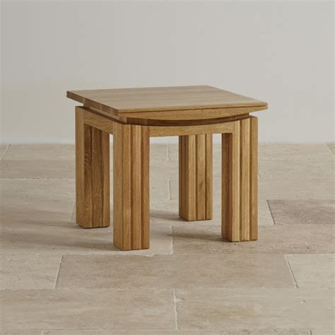 oak living room tables tokyo solid oak side table living room furniture