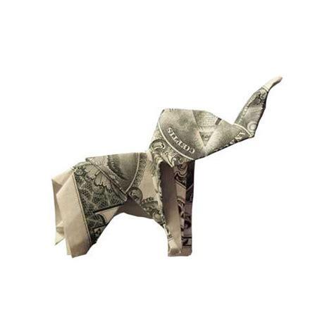 dollar origami elephant amazing imagination with origami money folding pix o plenty