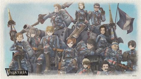 valkyria chronicles tmp quot valkyria chronicles looking for miniatures quot topic