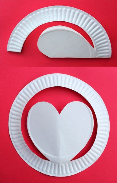 crafts out of paper plates pop up hats made out of paper plates craft idea for