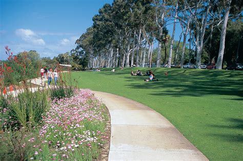 perth botanical gardens perth city park tours