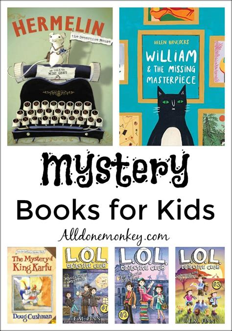 mystery picture books for mystery books for all done monkey