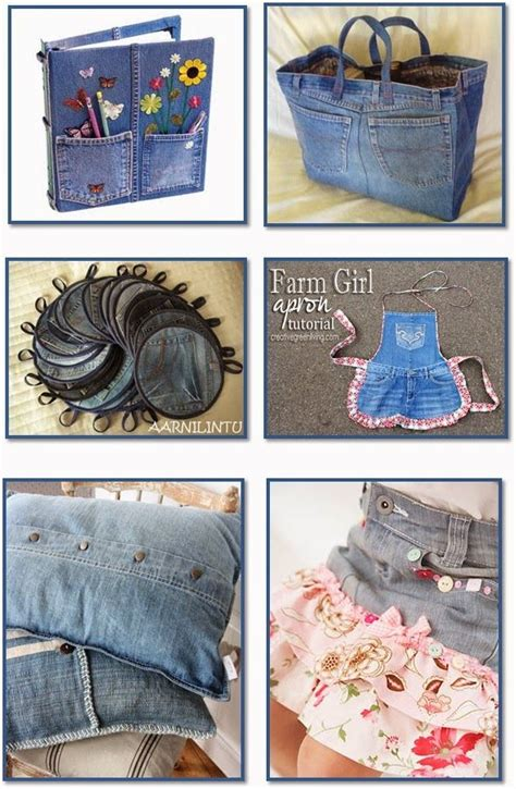 denim craft projects 36 projects from denim shop of