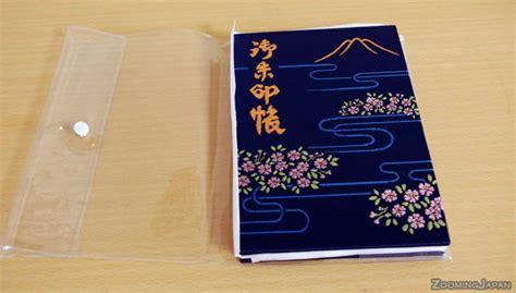 japanese picture book temple and shrine seal book in japan