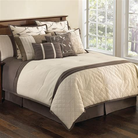 ivory comforter sets king ivory comforter set wayfair