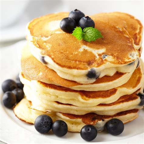 recipe blueberry pancakes fresh blueberry pancakes recipe