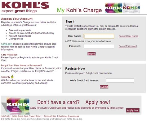 kohls credit card make a payment small handbags april 2016