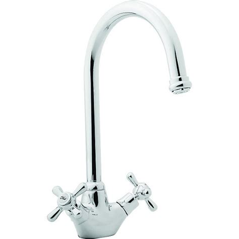 taps for kitchen sinks uk wickes angara mono mixer kitchen sink tap chrome wickes