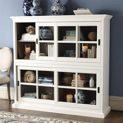 ballard designs bookcase cortona bookcase