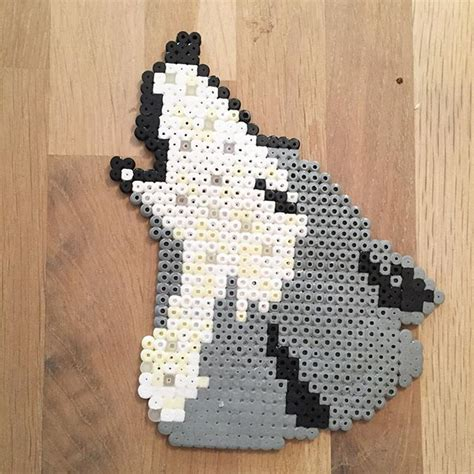 perler bead wolf 49 best images about on tribal elephant