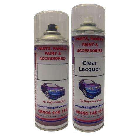 Bmw Spray Paint by Bmw Colour Matched Aerosol Spray Paint Aerosol Paints