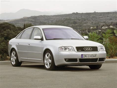 2002 Audi A6 Specs by Audi A6 2002 Pictures Information Specs