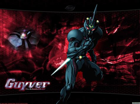 guyver the bioboosted armor guyver bioboosted armor