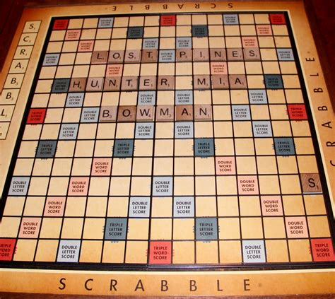 scrabble like lost pines part iii the bowmans