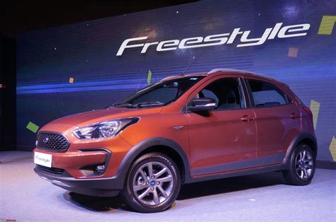 Ford Freestyle by Team Bhp A Look The Ford Freestyle