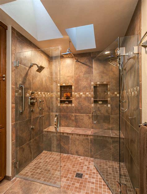 bathroom shower renovation amazing shower in this master bath renovation in denver