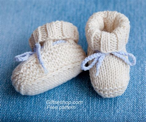 knitted patterns for free free knitting pattern baby booties uggs knitted with
