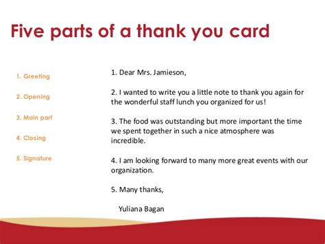how to make a thank you card how to write a thank you card