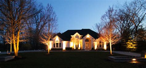 landscape lighting led landscape lights beyond the spotlight