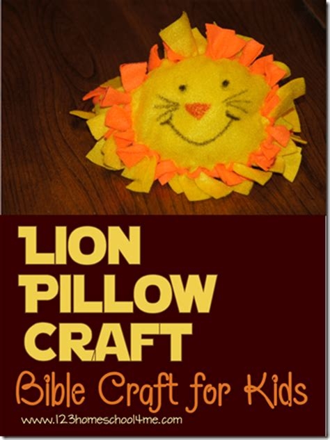 daniel and the lions den crafts for daniel and the lions den bible craft for