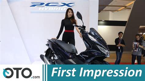 Pcx 2018 Iims by Honda Pcx Hybrid Impression Apa Istimewanya