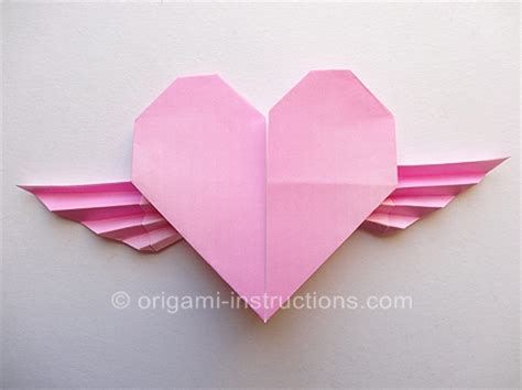 how to make a origami with wings the gallery for gt how to make origami with wings