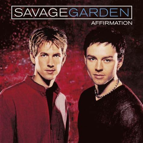savage garden savage garden the singles available june 12