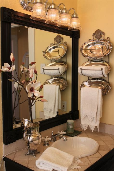 decorating ideas for bathroom mirrors 1000 images about diy bathroom decor on