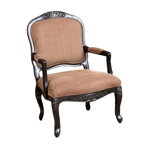 Wooden Accent Chairs by Furniture Brown Wooden Accent Chairs With Arms