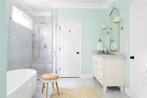 Spa Like Bathroom Paint Colors by Soothing Paint Colors For Bathrooms Design Ideas