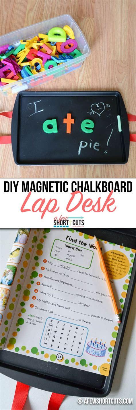 diy chalkboard desk diy magnetic chalkboard desk the o jays travel and