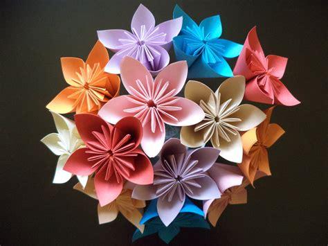 origami kusudama flower kusudama origami flower comot