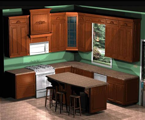 free kitchen cabinet design best small kitchen layouts decobizz