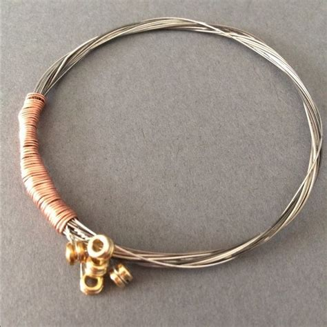 how to make guitar string jewelry 17 best ideas about guitar strings on guitar