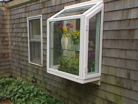 window garden how to replace an existing window with a garden window