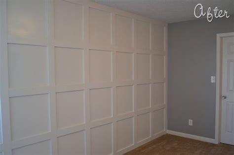 wall molding molding wall tutorial infarrantly creative