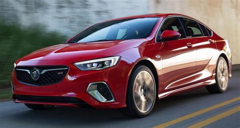 2018 Buick Regal Gs by Official 2018 Buick Regal Gs