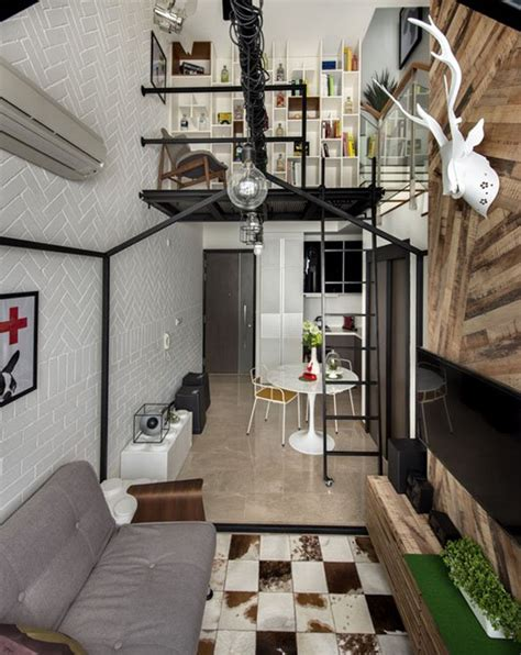 small loft small loft house with aesthetics modern in singapore