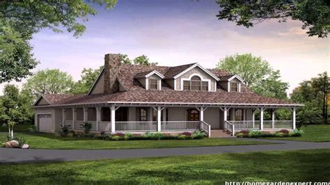 home plans wrap around porch one story wrap around porch house plans many house plans