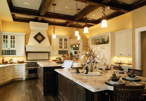 house plans with large kitchen island home plans with big kitchens at eplans spacious