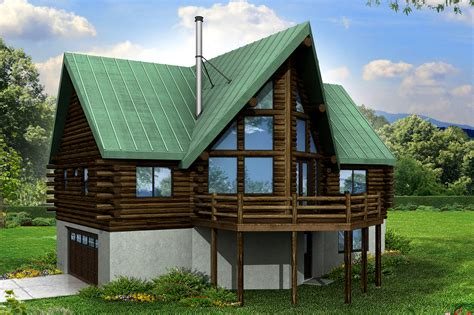 a frame style house a frame house plans eagle rock 30 919 associated designs