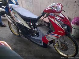 Modif Mio Soul Drag by Modifikasi Mio Soul Drag Modifikasi Motor Kawasaki Honda