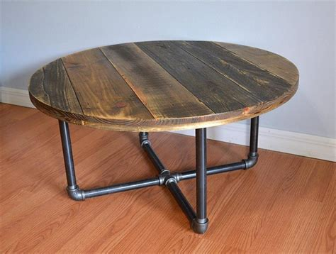 Extendable Dining Table Plans diy pallet round coffee table plans recycled things