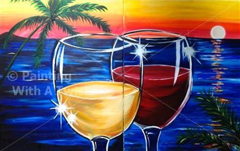 paint with a twist couples a s date at painting with a twist in