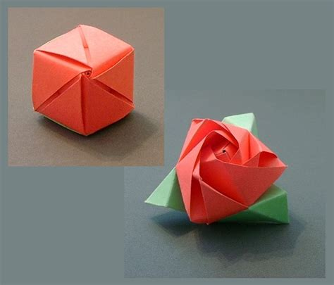 origami magic origami flowers page 1 of 2 gilad s origami page