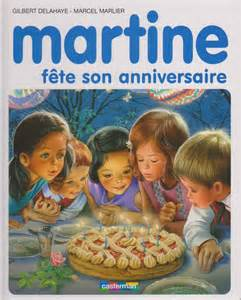 martine 19 martine f 234 te anniversaire